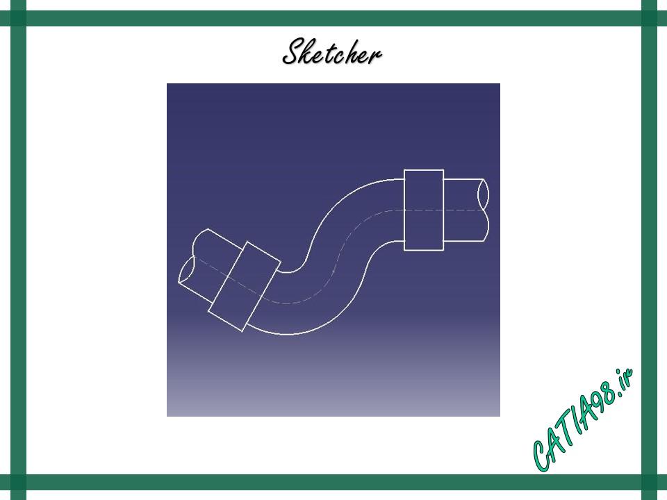 Sketcher No.35 - مجموعه تمرین های محیط Sketcher