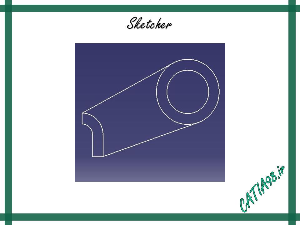 Sketcher No.37 - مجموعه تمرین های محیط Sketcher