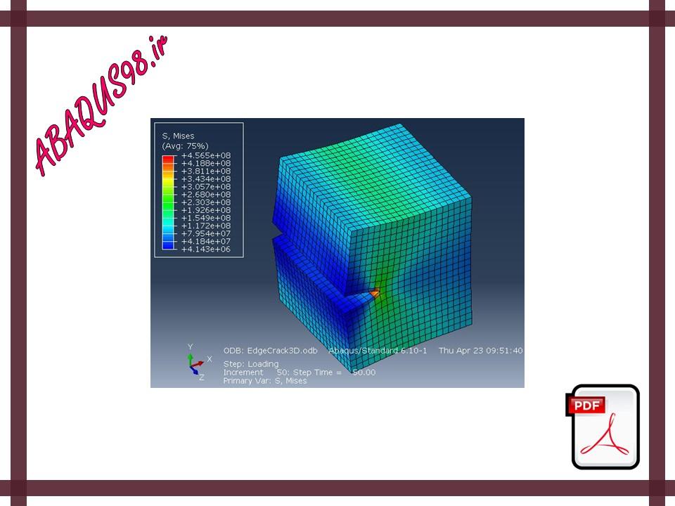 Slide512 - فایل های آموزش ABAQUS